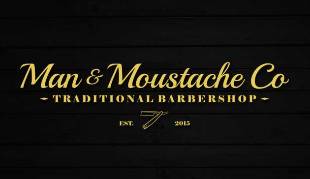 Welcome Man & Moustache Co. Jindalee