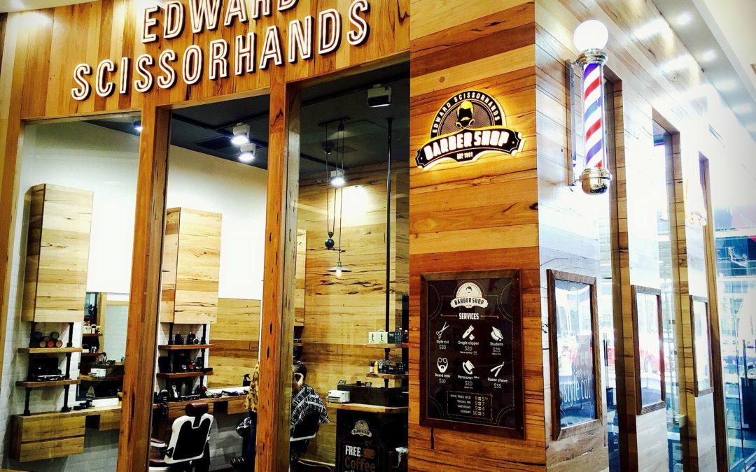 Edward Scissorhands – Our first Melbourne store