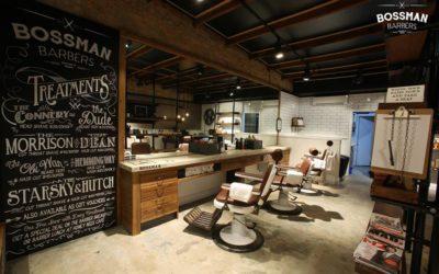Bossman Barbers Melbourne