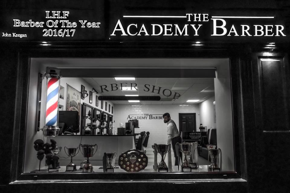 The Academy Barber – Dublin